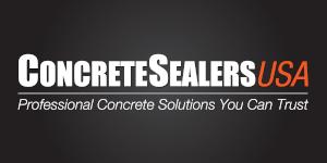 Concrete Sealers USA Concrete Finishing - Sealers