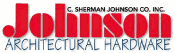 Hardware for Cable and Wire Railings by Johnson Architectural Hardware, Div. of C. Sherman Johnson Co., Inc.