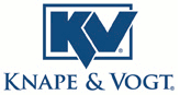 Barn and Sliding Door Hardware, Office and Healthcare Ergonomics and Storage Components by Knape & Vogt Mfg. Co.