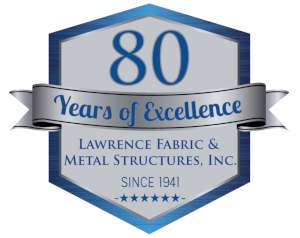Lawrence Fabric & Metal Structures Metal Awnings and Canopies