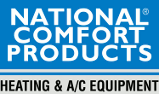 National Comfort Products Packaged Thru-Wall Air Conditioners - Heating and Cooling Units