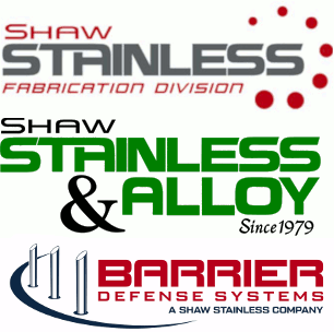 Barrier Division by Shaw Stainless LLC