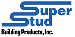 Super Stud Building Products Non-structural Metal Framing