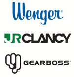 undefined by Wenger Corporation, JR Clancy and GearBoss