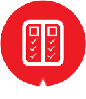 Data sheets icon