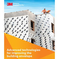 3M™ Commercial Air Barrier Brochure image