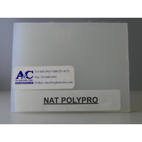 Polypropylene Sheet image
