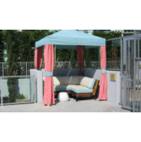 Academy Awning, Inc. / Cabanas by Academy image | Freestanding Awnings Patio - Free Standing Canopies