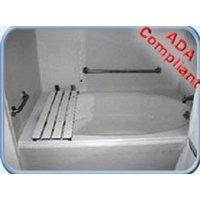Garden Tub Bench image