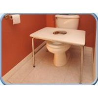 Residential Toilet Transfer Bench image
