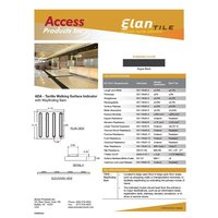 Access Products / Ecoglo image | Porcelain Tactile Indicator