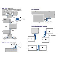 Sliding Door Weather Strips image