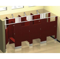 Shower Dividers and Dressing Compartments image