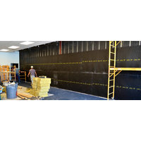 Acoustiblok image | Construction Applications