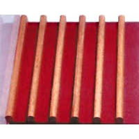 Acoustical Surfaces, Inc. image   Decorative Wood Louver Acoustical Panels