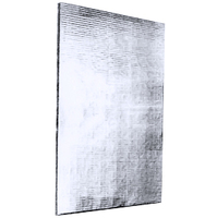 Aluminized Mylar Encapsulated Fiberglass Acoustical Panels image