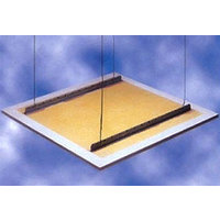 Acoustical Surfaces, Inc. image | Fabric Wrapped Acoustical Ceiling Clouds
