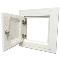 Glass Fiber Reinforced Gypsum Square Corner HINGED image