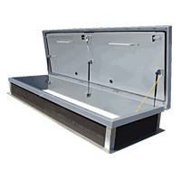 Service Stair Access Roof Hatch, Galvanized (RHG) image