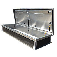 Service Stair Access Roof Hatch, Aluminum (RHA) image