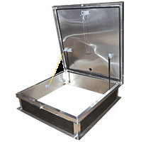 Equipment Access Roof Hatch Single Leaf, Aluminum (RHA) image