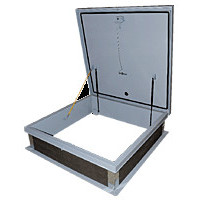 Equipment Access Roof Hatch Single Leaf, Galvanized (RHG) image