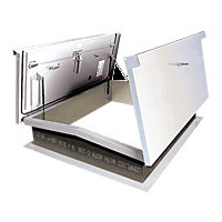 Equipment Access Roof Hatch Double Leaf, Aluminum (RHA) image