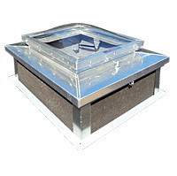 Domed Roof Hatch, Aluminum (RHADD) image