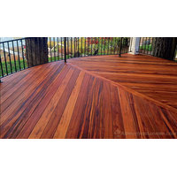 Tigerwood Decking image