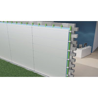 Composite Wall Panels image