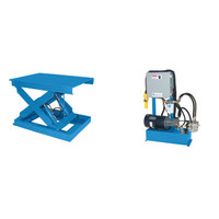 High Cycle Lifts Tables image