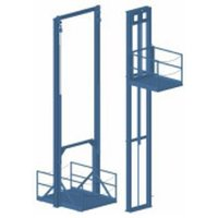 Hydraulic Vertical Reciprocating Conveyors  image