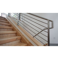 Horizontal Bar Railings image