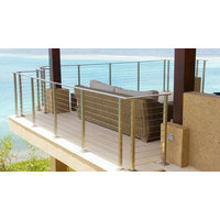 Enter to Win A Custom-made, Stainless Steel Railing System image