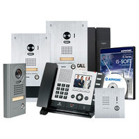 IS Series - Structured Cable Video Intercom with IP Capability image