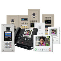 Multi-Tenant Security Video Intercom  image