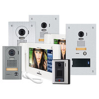 "7"" Touchscreen Video Intercom with Room-to-Room Communication image"