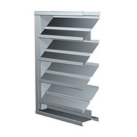 Fabricated Adjustable Louvers image
