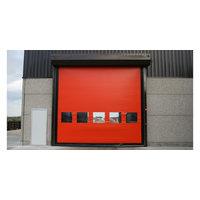 High-speed exterior doors image
