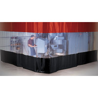 Industrial Sliding Partitions image