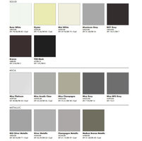 Single Page Color Chart image
