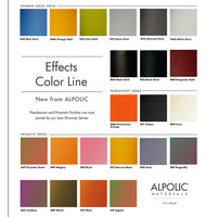 Effects Color Chart image