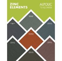 Zinc Elements Color Chart image