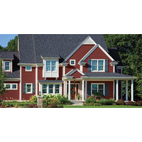 Satinwood® Select Steel Siding image