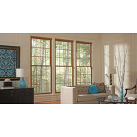 Mezzo®Energy-Efficient Vinyl Windows image