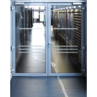 Aluflam Swinging Door Systems image