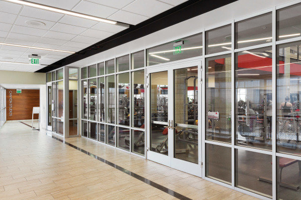 Aluflam North America Llc Fire Rated Aluminum Glazing Systems