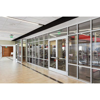 Aluflam North America LLC image | Aluflam Storefront Vision Wall Systems