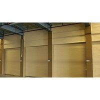 Rolling Sheet Garage Doors image