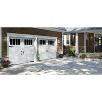 Designers Choice Carriage House Garage Doors image
